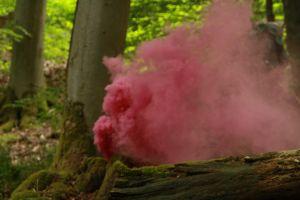 Der giftige Rauch der Hexe