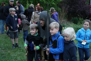 Hartwig und mutige jung-Ritter